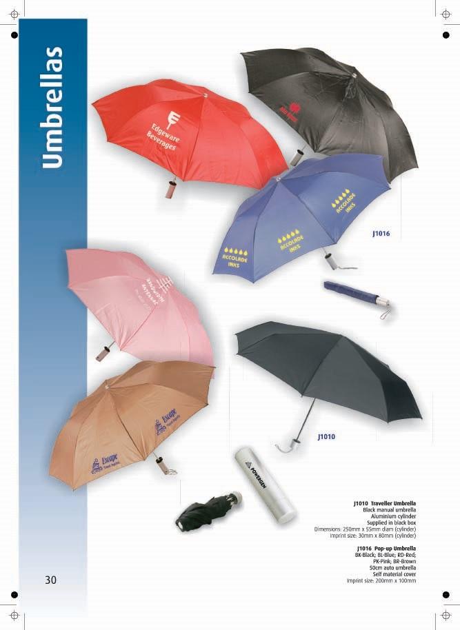 Page 30 - Umbrellas