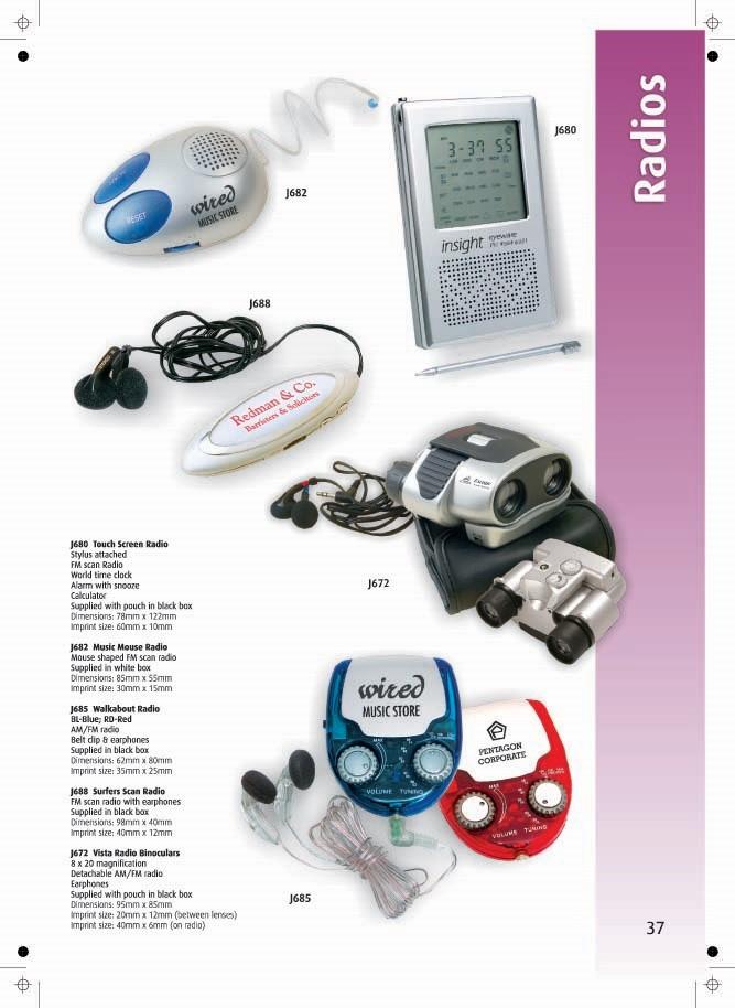 Page 37 - Radios