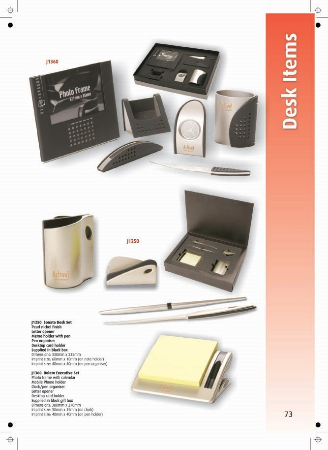 Page 73 - Desk Items